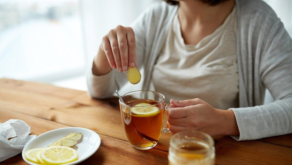 Dvignite odpornost z ingverjem (foto: profimedia)