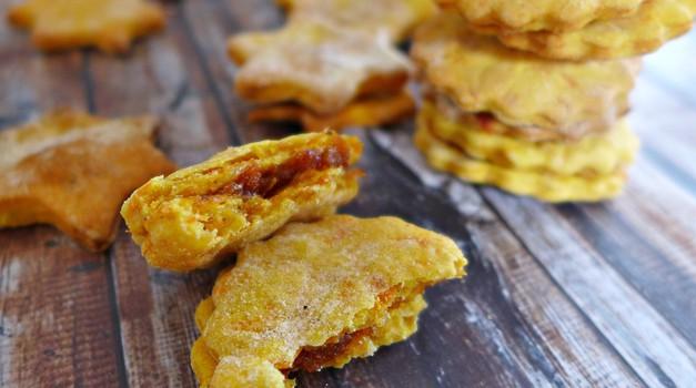 Recept: Aromatični bučni piškoti (foto: Jasmina Hrastovec)