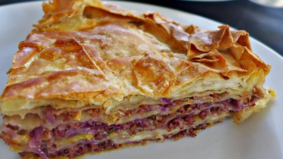 Recept: Martinov burek (foto: Jasmina Hrastovec)