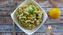 Recept: Francoska solata s kvinojo
