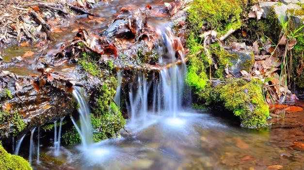 Kozmični vplivi na vodo (foto: profimedia)