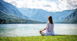 Sensa joga vikend v Bohinju: Stres? Ne, hvala!