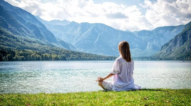 Sensa joga vikend v Bohinju: Stres? Ne, hvala! (foto: profimedia)