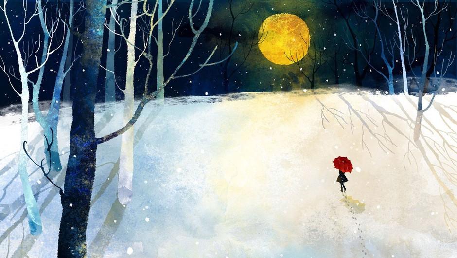 Polna luna v biku (24. 10.) - Kaos in nevihte (foto: profimedia)