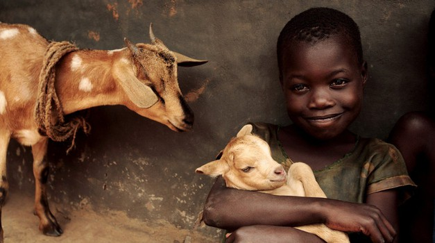 Presenetljiva lekcija o sreči iz afriškega plemena (foto: profimedia)