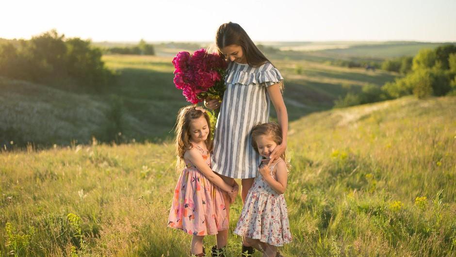 Če bomo starši začeli delati na sebi, se bodo odnosi z našimi otroki izboljšali (foto: profimedia)