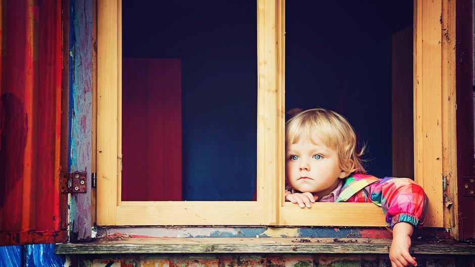 Raziskave so pokazale, da je večina otroških vedenjskih težav povezanih s potlačenimi čustvi in potrebami (foto: unsplash)