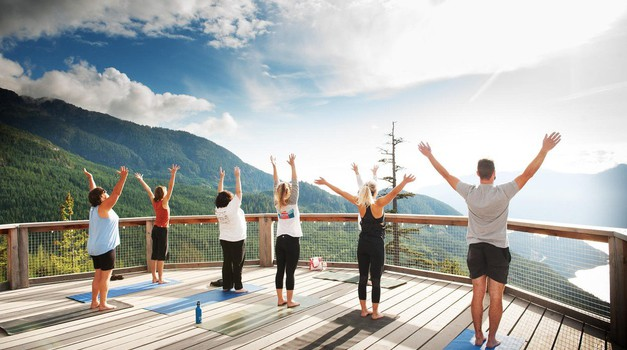 Dnevi joge po vsej Sloveniji in joga izziv: Prijavite se! (foto: profimedia)