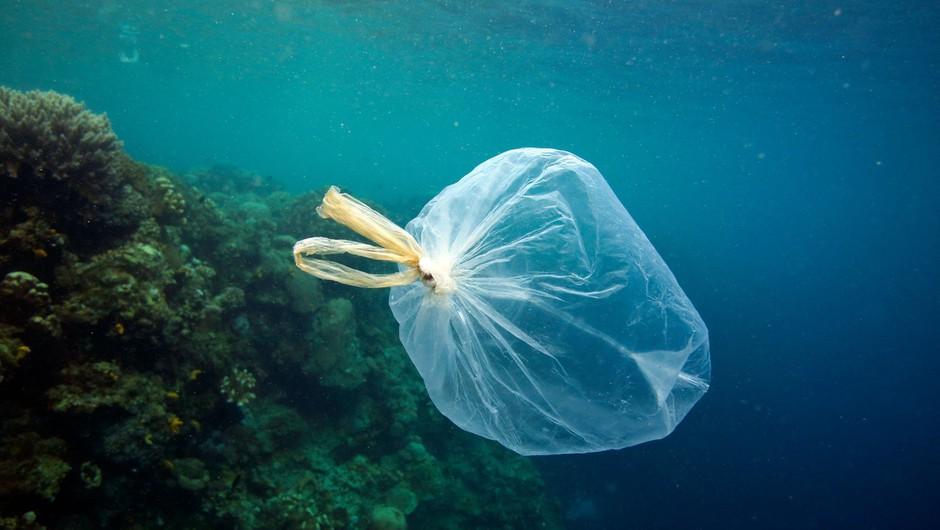 Sredozemsko morje v nevarnosti, da postane morje plastike (foto: profimedia)
