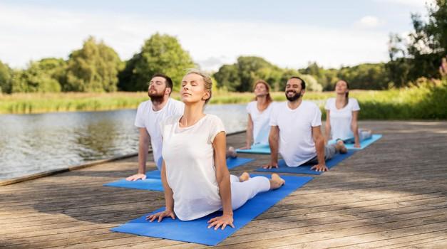 Dnevi joge prihajajo v Ljubljano (Špica, 23. 6.): Prijavite se! (foto: profimedia)