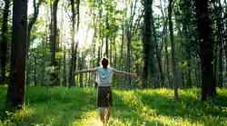 Sporočilo za današnji dan: Na svetu si, da sam si sonce