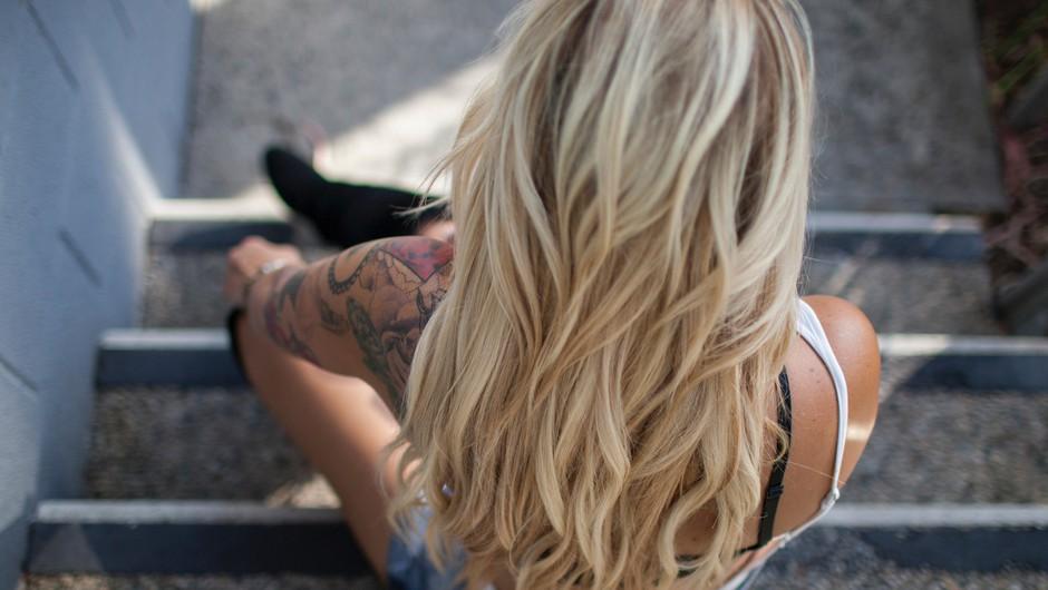 Zdrava alternativa: Organsko barvanje las (foto: unsplash)