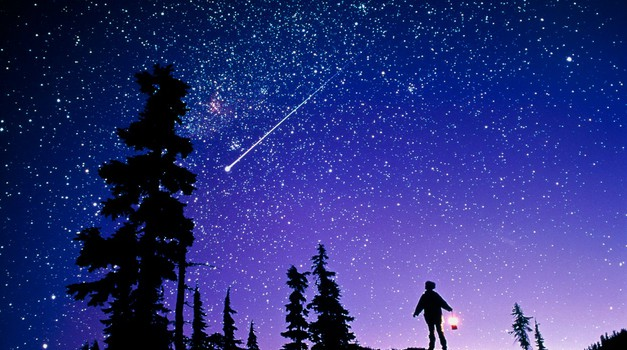 Kako opazovati meteorski dež (foto: profimedia)