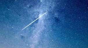 Duhovni pomen meteorskega dežja