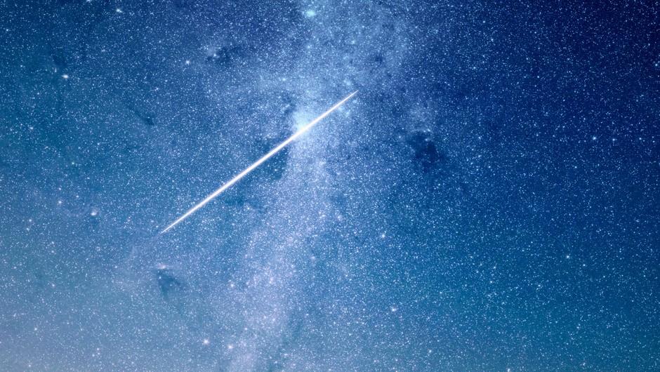 Duhovni pomen meteorskega dežja (foto: unsplash)