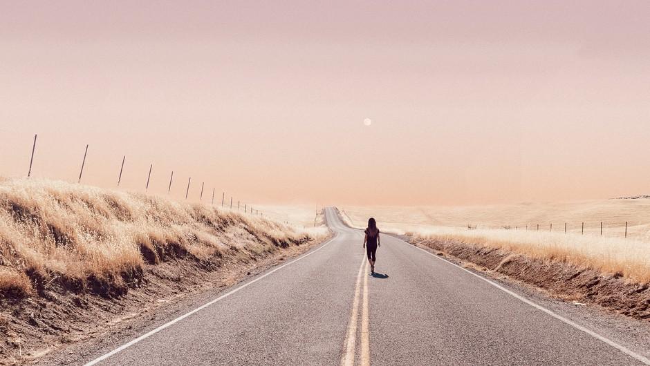 16 neprijetnih občutkov, ki kažejo, da ste na pravi poti (foto: unsplash)