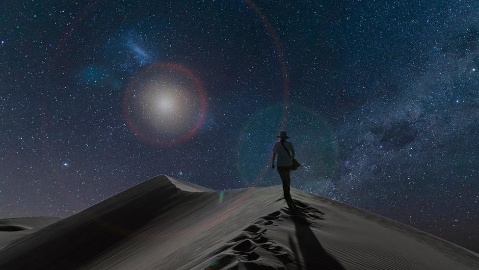 Kaj je temna noč duše? (foto: pixabay)