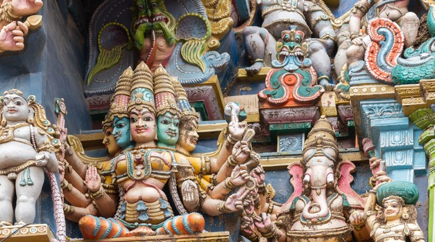 Duhovna zgodovina človeštva: praindijska kultura (foto: profimedia)