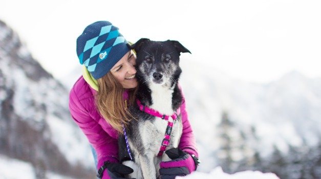 Zimski pasji kamp v Bohinju (foto: Katja Jemec)