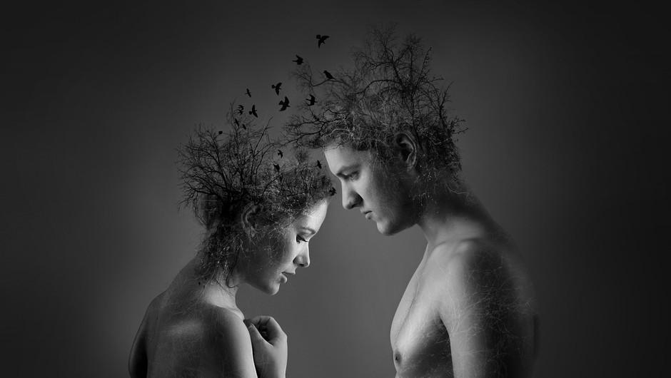 Jeza, ki jo potlačimo vase, poškoduje notranje organe (foto: pixabay)