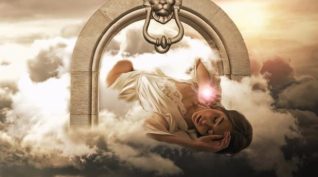 Ko vas obiščejo duše v sanjah (foto: pixabay)