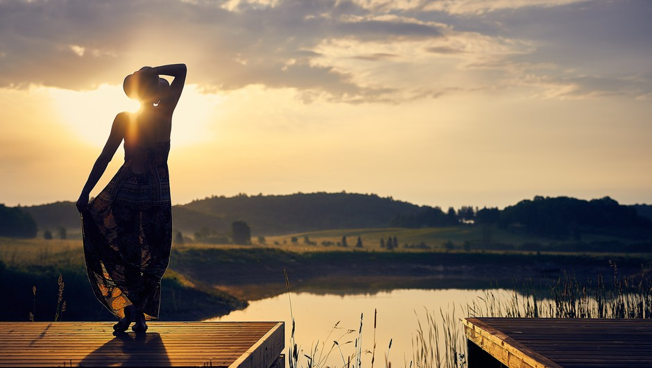 Smisel življenja je to, kar iz njega narediš (foto: Unsplash.com)