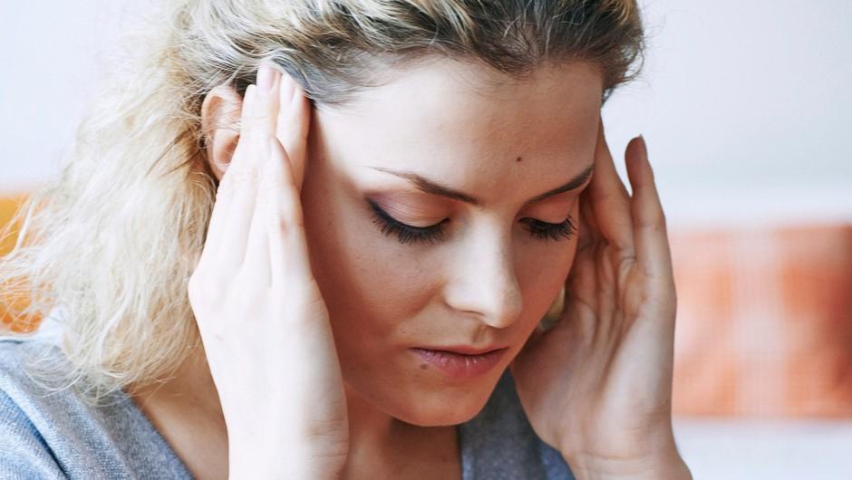 Samo-masaža, ki odpira sinuse in zdravi glavobol (foto: Profimedia)