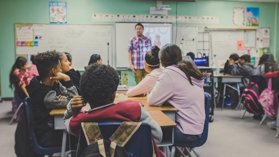 Ali lahko učitelji premknemo kolesje šolskega sistema? (foto: Unsplash.com)