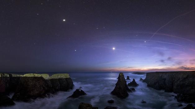 Prihaja retrograden Jupiter (foto: profimedia)