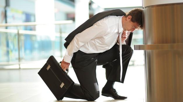 Stres in življenje v iztirjeni družbi (foto: Profimedia)