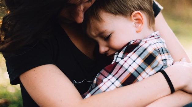 Vaja za zdravljenje ranjenega otroka v sebi (foto: Unsplash.com)