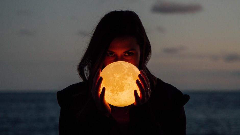 3 znamenja, ki bodo najbolj intenzivno občutila polno luno (foto: Unsplash.com)