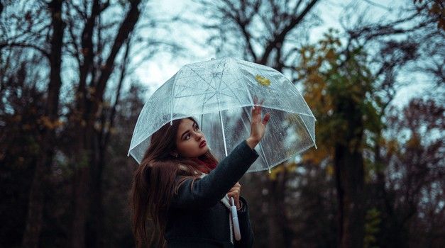 Sporočilo za današnji dan: Dež nas uči prilagajanja (foto: Unsplash.com)