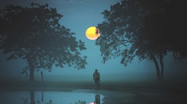 Kako lunine mene vplivajo na nas (foto: Unsplash.com)