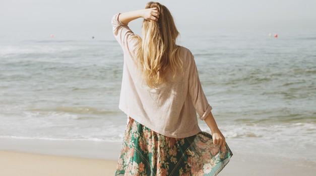 Včasih ljubiti pomeni tudi oditi (foto: Unsplash.com)