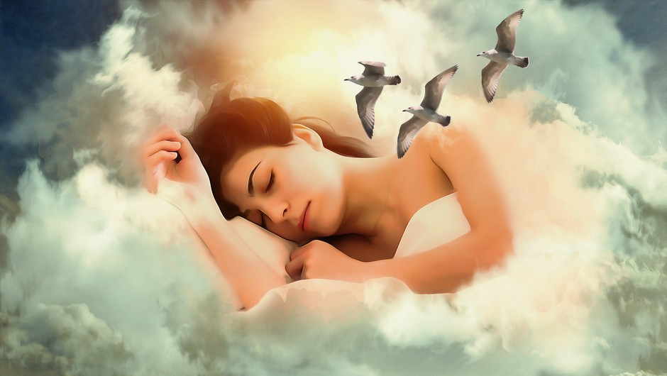 V sanjah se lahko telepatsko pogovarjamo z drugimi (foto: pixabay)