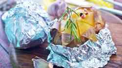 Kako nevarna je aluminijeva folija za pripravo hrane?
