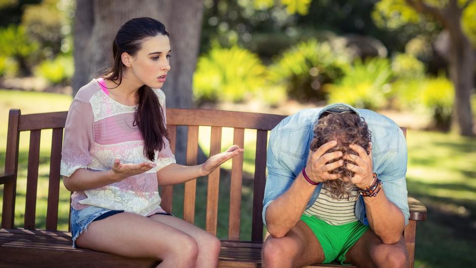 Strastni pari se bolj pogosto prepirajo (foto: profimedia)