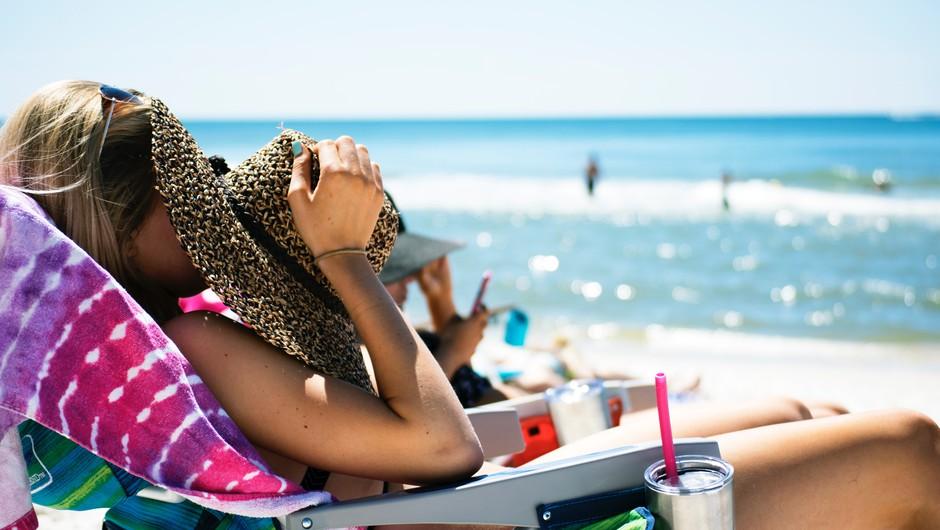 Pazite se nevarnih kemikalij v kremah za sončenje (foto: unsplash)
