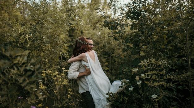 Ženska s svojim obnašanjem sama odloča, kakšnega moža bo imela (foto: Unsplash.com)