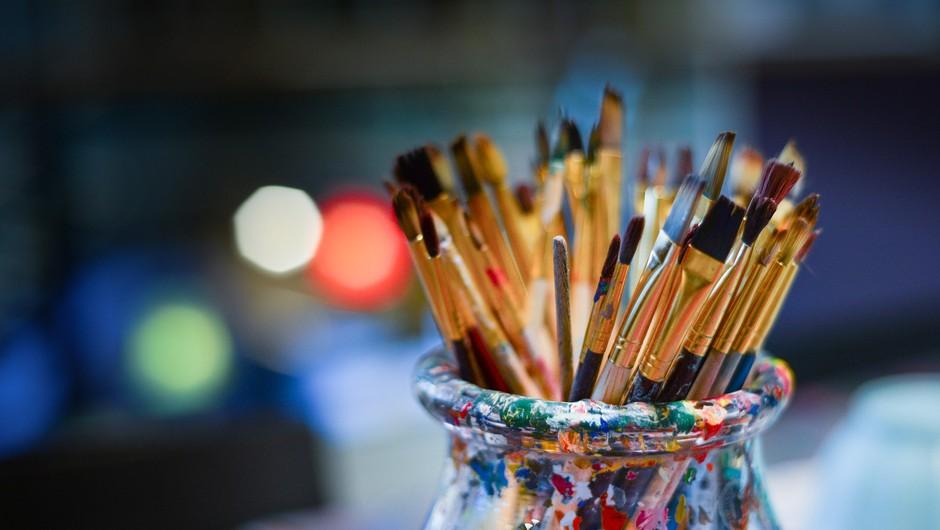 Z izdelovanjem takih risb se odpiramo višji zavesti (foto: pixabay)