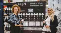 V Intersparu Citypark v Ljubljani na voljo prvi refil avtomat Odori