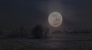Zadnja polna luna leta 2019 (v dvojčkih)