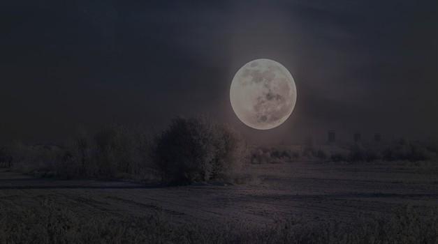 Zadnja polna luna leta 2019 (v dvojčkih) (foto: pixabay)