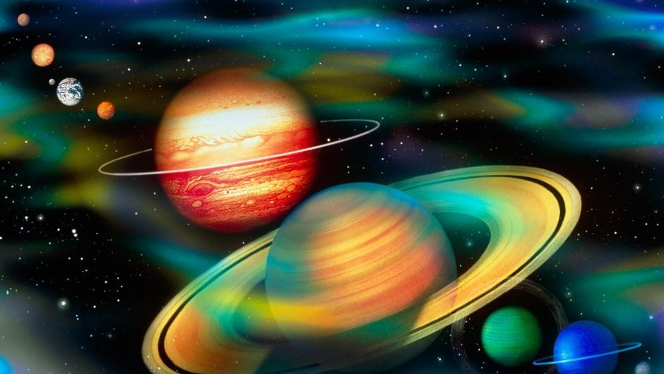 Pomemben astro dogodek: Saturn in Pluton (foto: profimedia)
