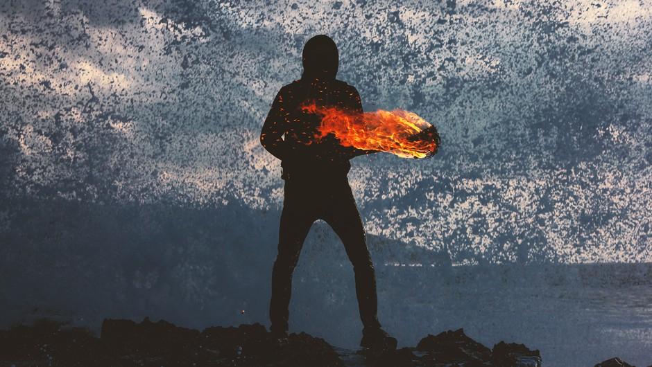 Velika prednost ognjenih znamenj (oven, strelec, lev) (foto: unsplash)