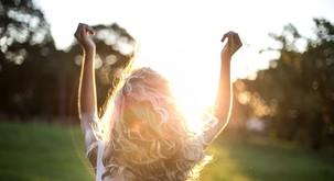 Sporočilo za današnji dan: Bodi sonce
