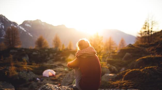 Ko smo nesrečni, je čas za spremembe v življenju (foto: pexels)
