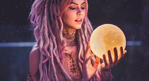 Polna luna (9. 2.) v znamenju LEVA