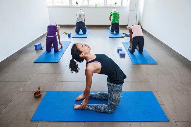 3 joga vaje za razstrupitev (in pomladitev) telesa (foto: PROFIMEDIA)